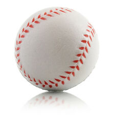 6x Baseball Stress Balls (reliever ADHD autism educational toy)