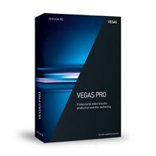 MAGIX VEGAS Pro 15 Software (Download)