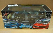 Muscle Machine SSTuner '02 Acura RSX West Wings Yokohama Blue Car Die-Cast 1:18