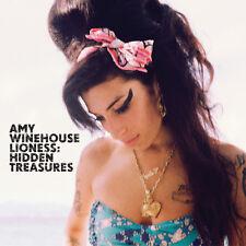 Amy Winehouse - Lioness: Hidden Treasures - UK CD album 2011