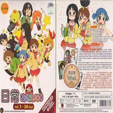 DVD Nichijou (TV 1 - 26 End + OVA) DVD + BONUS DVD