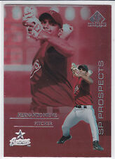 Fernando Nieve Cleveland Indians 04 UD SP Prospects R/C