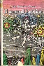 I.B. Singer Il mago di Lublino   Longanesi 1963