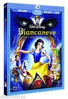 Biancaneve E I Sette Nani Edizione Speciale 3 Dischi 2 Blu-ray + DVD RARA!