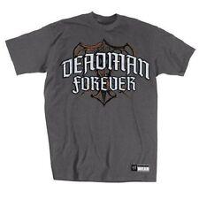 Tee shirt CATCH WWE UNDERTAKER Deadman Forever Taille au choix S M L XL ou XXL