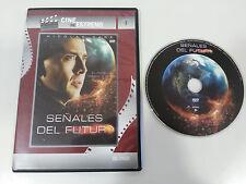 SEÑALES DEL FUTURO DVD SLIM NICOLAS CAGE ESPAÑOL ENGLISH