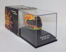 MINICHAMPS VALENTINO ROSSI AGV CASQUE HELMET 1/8 WORLD CHAMPION MOTOGP 2001 RARE