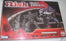 RISK TRANSFORMERS CYBERTRON BATTLE EDITION PARKER BROS NEW AND SEALED