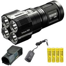 Nitecore TM28 6000 Lumen Tiny Monster Super Bright Rechargeable LED Flashlight