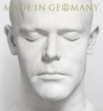 Rammstein Made in Germany 1995 - 2011 (special Edition) 2cd (Cover richard)