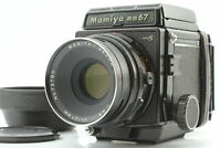 [Exc+4 w/ Hood] Mamiya RB67 Pro S + SEKOR C 127mm f3.8 Lens From JAPAN