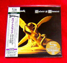 Whitesnake Saints An Sinners SHM MINI LP CD JAPAN UICY-93743