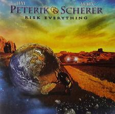 Jim Peterik, Marc Scherer – Risk Everything   CD NEW