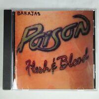 Poison CD Flesh & Blood