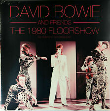 DAVID BOWIE The 1980 Floorshow (2018) Limited Edition clear vinyl 2LP NEW/SEALED