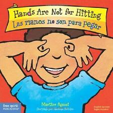Las Manos No Son Para Pegar/Hands Are Not For Hitting (Boardbook)