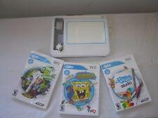 Wii uDraw Spongebob Squigglepants DOOD's BIG ADVENTURE Studio Video Games with