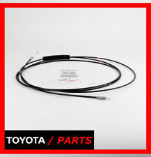 FACTORY TOYOTA YARIS SEDAN 2007-2011 TRUNK RELEASE CABLE OEM 64607-52090