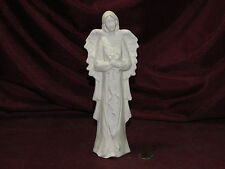 Ceramic Bisque Wispy Angel of Love U-Paint Ready to Paint