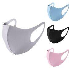 4Pack Mix Unisex Face Mask Reusable Washable Cover Masks Fashion Cloth Men Women