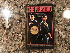 The Presidio Movie Tie-In Paperback! 1988 First Printing.