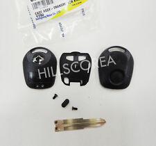 SSANGYONG ACTYON / SPORTS 2006-2012 Genuine OEM Key Case + Plate 2pcs Set
