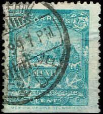 Scott # 286 - 1898 - ' Mail Coach '