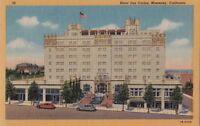 Postcard Hotel San Carlos Monterey CA California