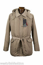 Trench giubbotto donna taglie forti beige FLY CA plus size woman jacket SIZE 55