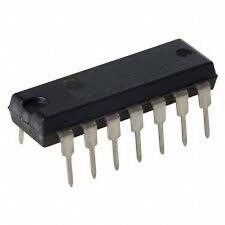 INTEGRATO SN 74HC08 - (n. 3 pz) Quad 2-Input AND Gates