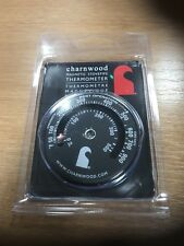 GENUINE CHARNWOOD STOVE THERMOMETER FLUE PIPE THERMOMETER
