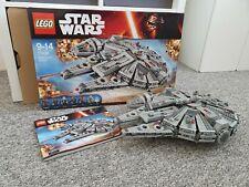Lego Star Wars Millennium Falcon Set No. 75105 (retired set)