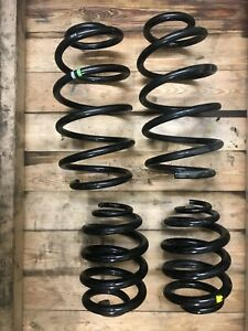 Vw Transporter 2012, Front and Rear Coil Springs