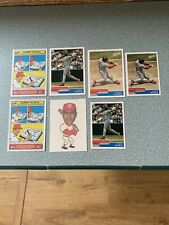 2004 Albert Pujols Topps Bazooka  7 Card Lot!!