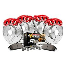 For Chevy Silverado 2500 HD 15-19 Brake Kit Power Stop 1-Click Extreme Z36 Truck