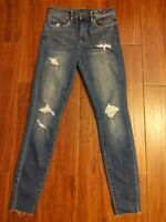 Blank NYC Size 27 Jeans Slim Skinny Blue Denim NEW