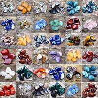 Crystal gemstones 99p mix and match tumblestones