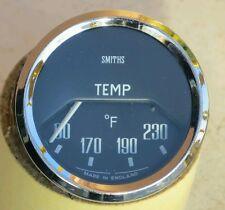 Smiths Temp Gauge Termometro Austin Healey Jaguar Aston Martin Triumph
