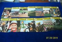 14-1977-79 SPORTSCASTER HORSE RACING CARDS