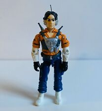 GI JOE TIGER FORCE PSYCHE-OUT UK / EURO EXCLUSIVE C9 HASBRO 1990 WITH BACKPACK