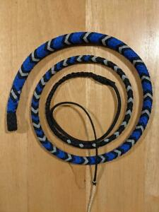 New 4 Ft. Stock Whip Thong (NO HANDLE!)