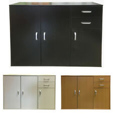 Sideboard Buffet Hallway Cabinet Entrance Storage Kitchen Cupboard Dresser
