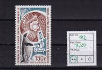 MiNr. 92     ..  Franz. Geb. i. d. Antarktis ... Postfrisch