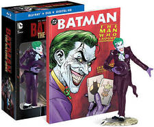 Batman: The Killing Joke (Blu-ray/DVD, Only  Best Buy Includes Graphic Novel)