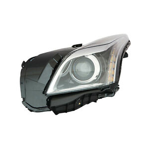 NEW Halogen Projector type Head Light for 2014-2019 Cadillac CTS GM2502419