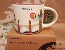 Starbucks Coffee Mug/Tasse/Becher PRAGUE/Prag/CZ, yah, NEU in OVP-Geschenk-Box!!