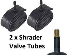 NEW CYCLE INNER TUBES 2 PACK 26 x 1.75/2.125 SCHRADER VALVE - BIKE MTB 26""