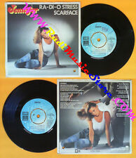 LP 45 7'' JENNIFER Ra-di-o stress Scarface 1981 italy EMI PATHE' no cd mc dvd
