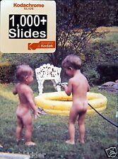 1000+ VTG Amateur People Fashion Activities 35mm Color Slide Photo Lot 1960-1980