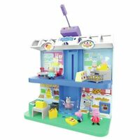 Peppa Pig Shopping Centre Playset Has 2 Floors Of Fun And Four Shopping Areas UK